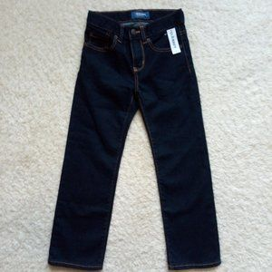 Old Navy Boy's Straight Leg Jeans Size 7